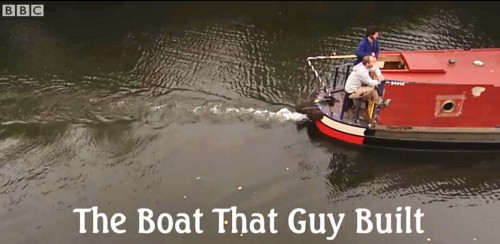 TV REVIEW: The Boat That Guy Built  (3/3)